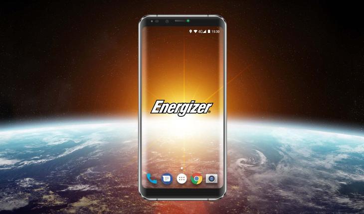 Energizer szykuje nam smartfona z <b>potê¿n±</b> bateri±
