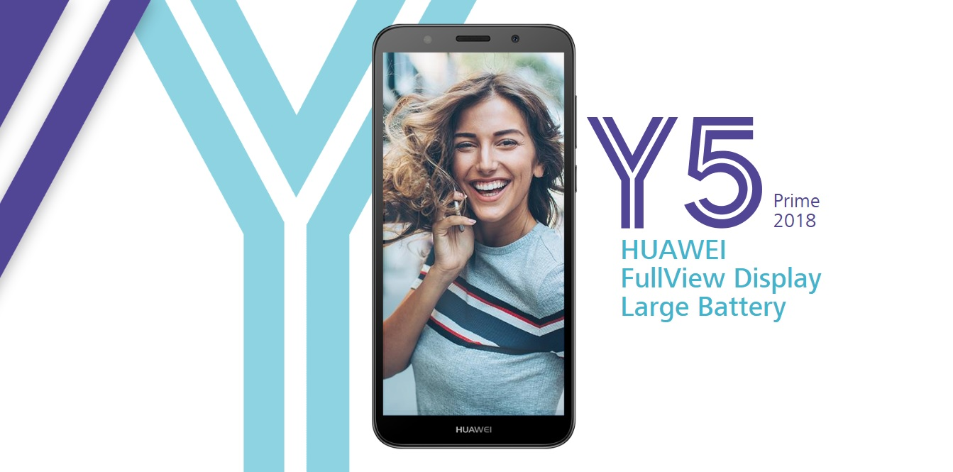 Huawei Y5 Prime (2018) wyszed³; mid-ranger z 8.1 Oreo