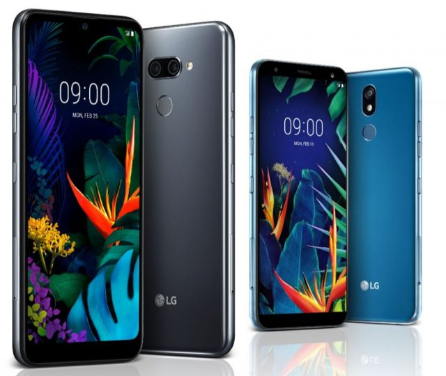 K40 i K50, czyli nowe bud¿etowce od LG