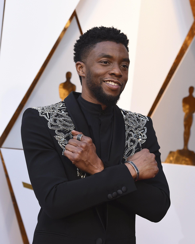 Chadwick Boseman ma wróciæ do roli Czarnej Pantery za pomoc± CGI