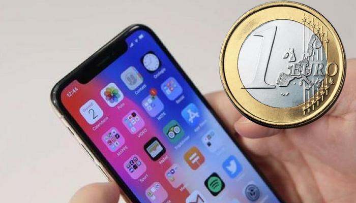 iPhone X za jedno euro? Nie, albo bezczelne oszustwo i g³upi ludzie