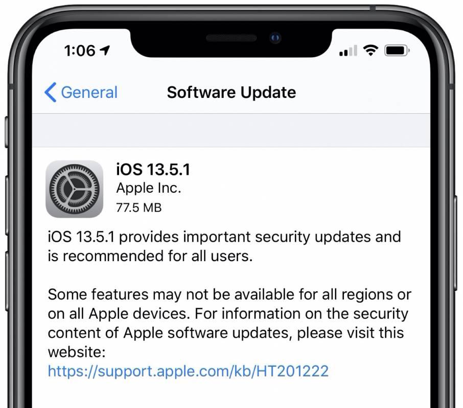 Najnowsza aktualizacja iOS powoduje szybkie wykorzystanie baterii