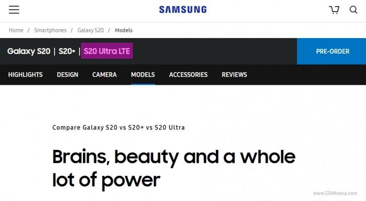 Parê s³ów na temat Samsunga Galaxy S20 Ultra LTE