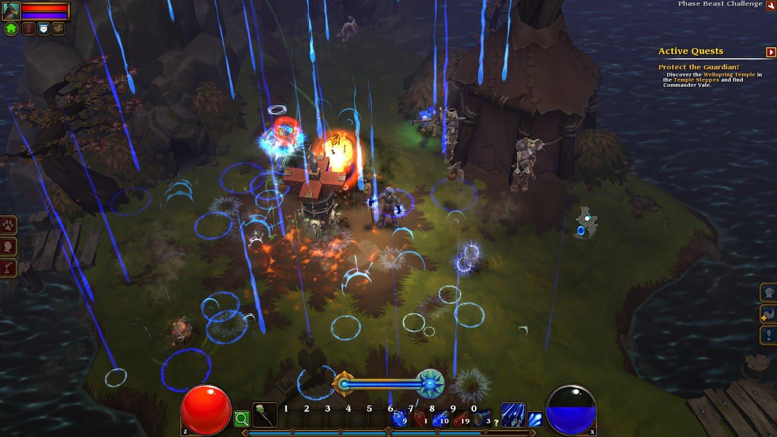 Torchlight 2 trafi na konsole gdzie¶ w 2019