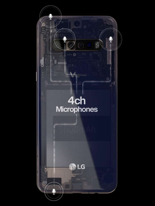 Poznali¶my kolejne informacje na temat LG V60 ThinQ