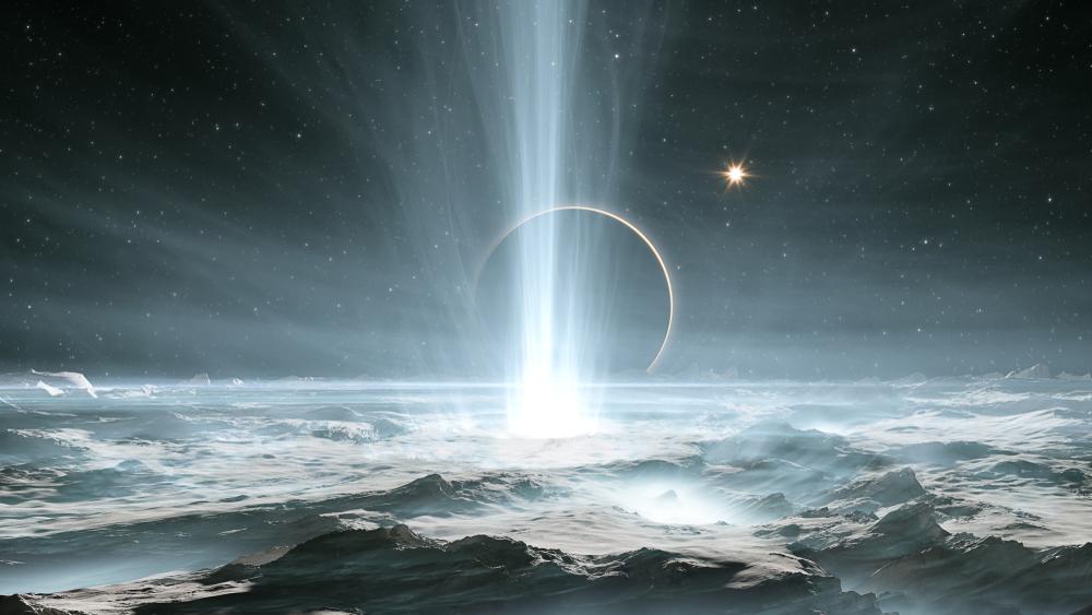 NASA twierdzi, ¿e na ksiê¿ycu Jowisza znajduje siê woda