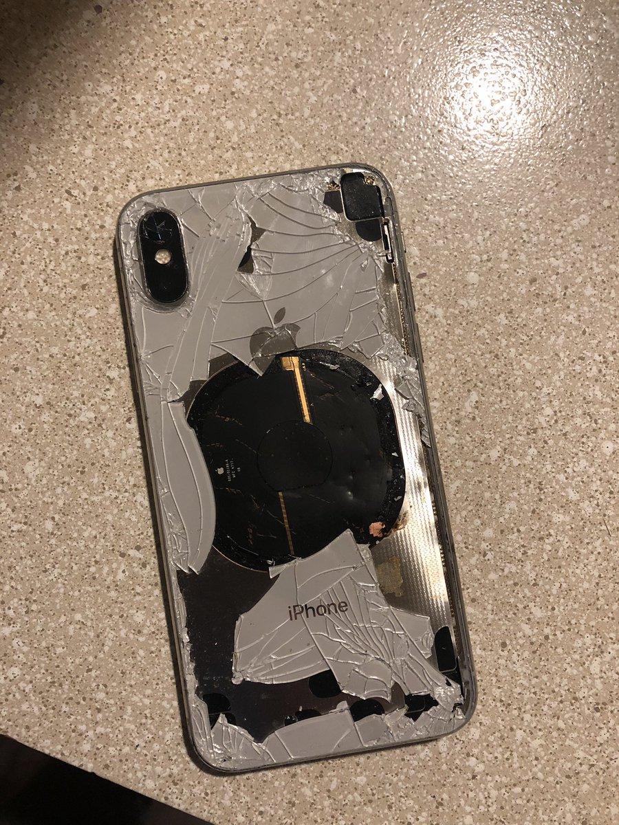 Dzi¶ dla odmiany wybuch³ iPhone!