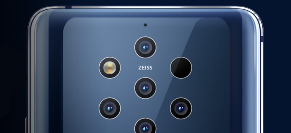 Nokia 9 PureView otrzymuje du¿± aktualizacjê