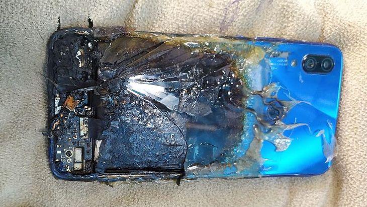 Redmi Note 7S wybuch³ a Xiaomi nie chce ...