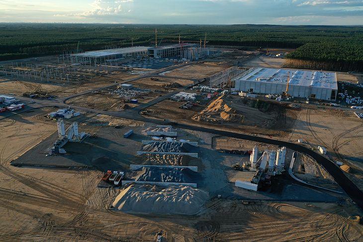 Ekolodzy po raz kolejny przeszkadzaj± budowie fabryki Tesli