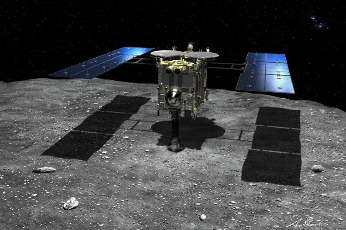 Sonda kosmiczna Hayabusa2 powróci³a na Ziemiê. Przywioz³a ze sob± próbki asteroidy