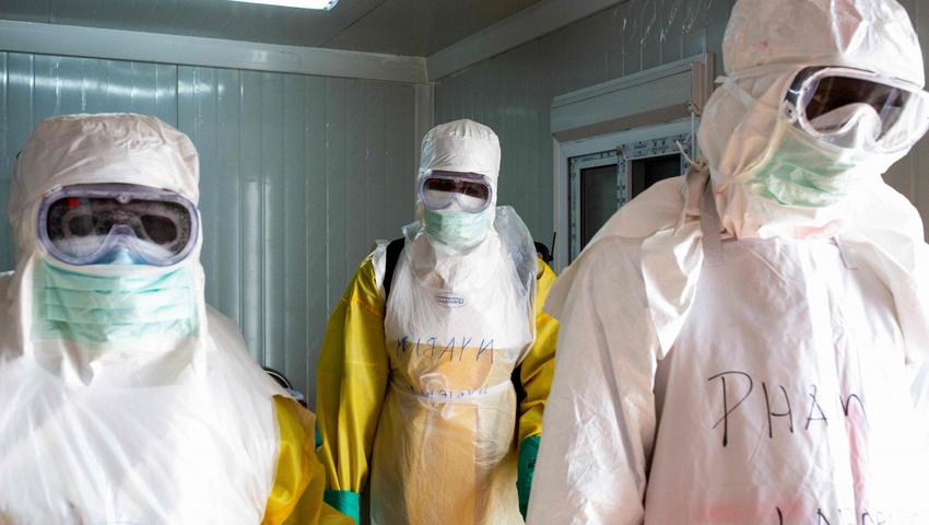 Koronawirus koronawirusem, a tymczasem od eboli zmar³o 2287 osób