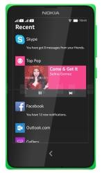 Usuñ simlocka kodem z telefonu Nokia X
