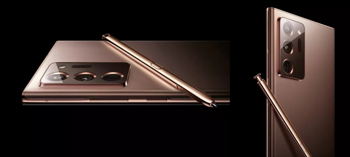 W sieci pojawi³y siê oficjalne grafiki Samsung Galaxy Note 20 Ultra