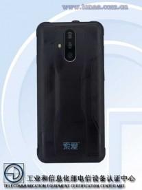 Sony S20A - specyfikacja i dane techniczne