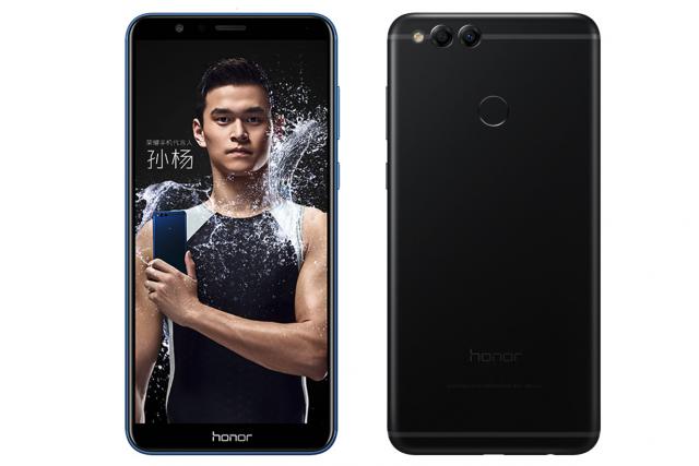 Huawei Honor 7X bêdzie mia³ funkcjê rozpoznawania twarzy