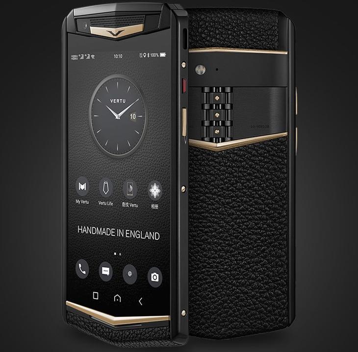 Vertu Aster P, czyli najnowszy luksusowy smartfon z Androidem