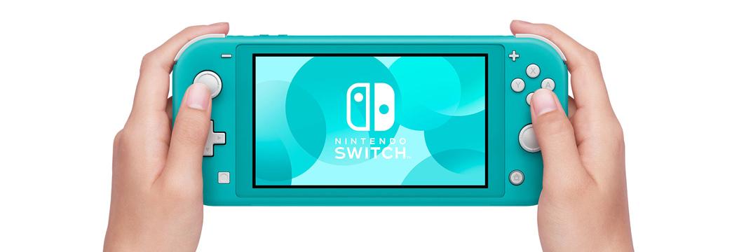 Nintendo Switch Lite do kupienia w promocyjnej cenie