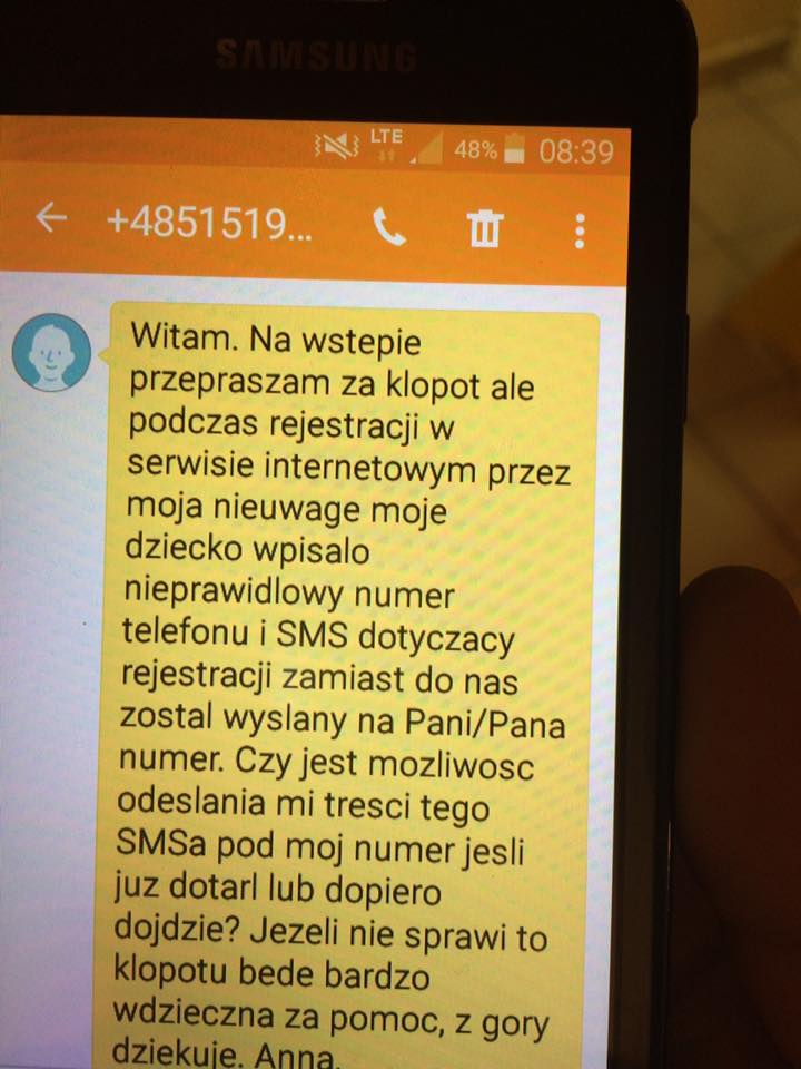 SMS-y naci±gaj± na kasê, czyli jak ju¿ nawet nie mo¿na obcemu odpisaæ