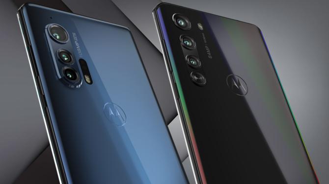 Motorola Edge niebawem dostêpna w Polsce, sytuacja z Edge Plus nieznana. Cena i specyfikacja
