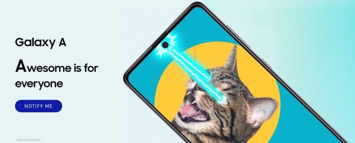 Samsung Galaxy A51 i A71 - ju¿ wkrótce premiera