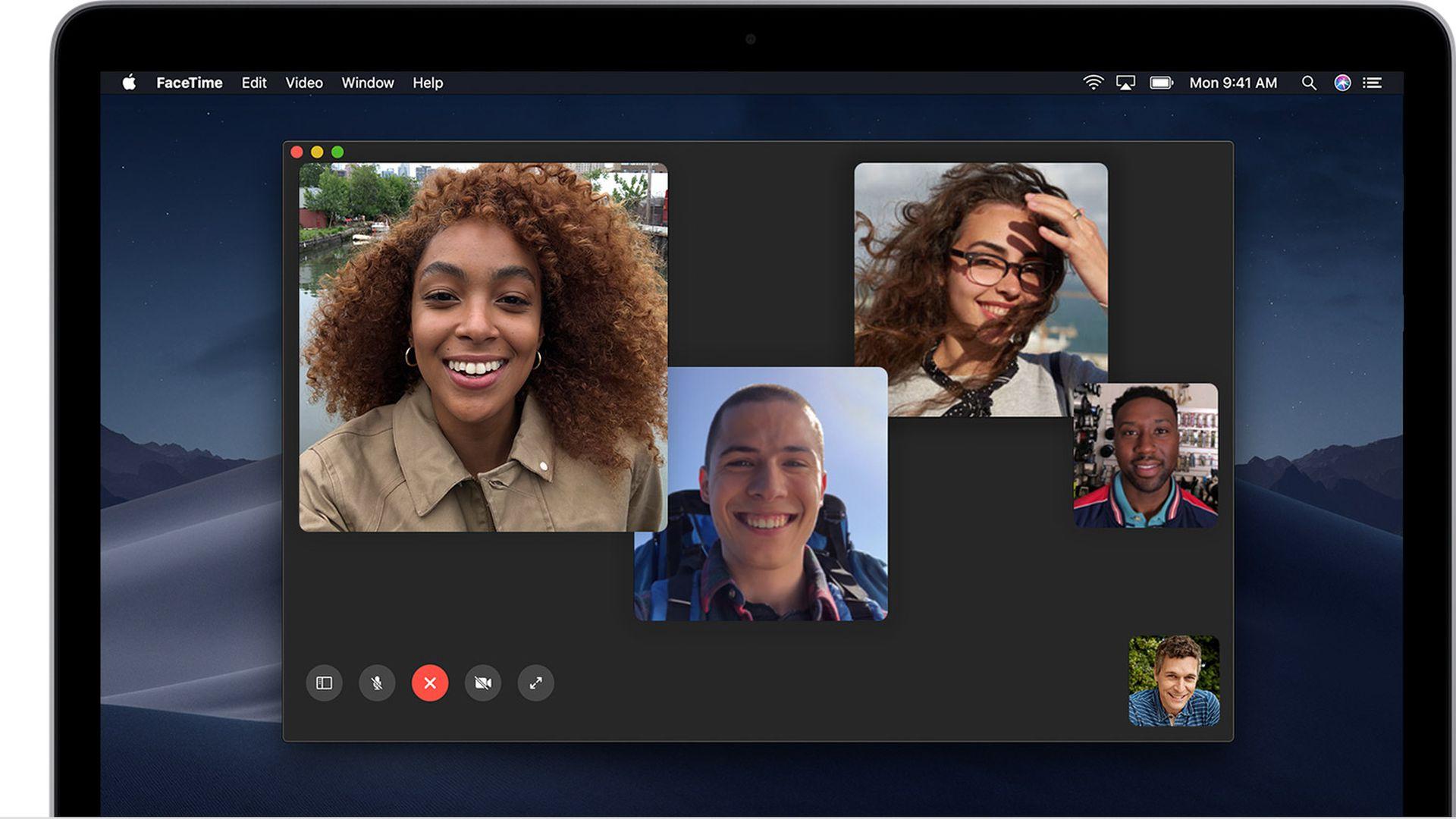 Apple FaceTime pozwala³ na pods³uchiwanie rozmówcy