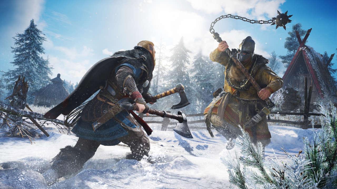 Wyciek³ 30-minutowy gameplay Assassin's Creed Valhalla i Ubisoft nie jest z tego powodu szczê¶liwy