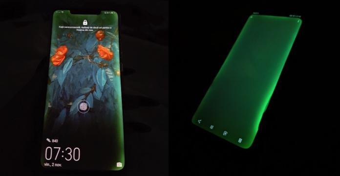 Huawei Mate 20 Pro nawala a Huawei d³ugo udawa³o, ¿e nic siê nie dzieje