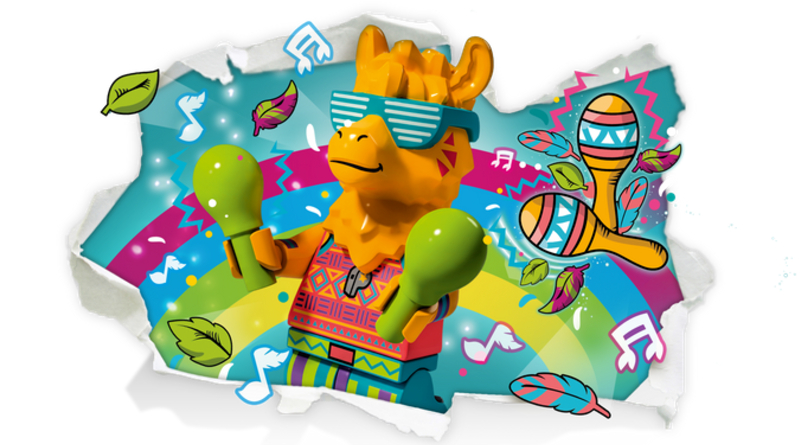 LEGO VIDIYO interaktywna propozycja dla m³odych twórców.