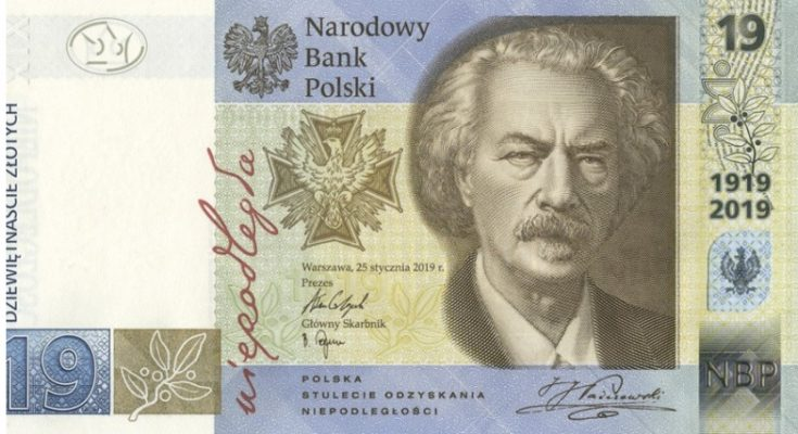 NBP wprowadza kolekcjonerski banknot o warto¶ci 19 PLN
