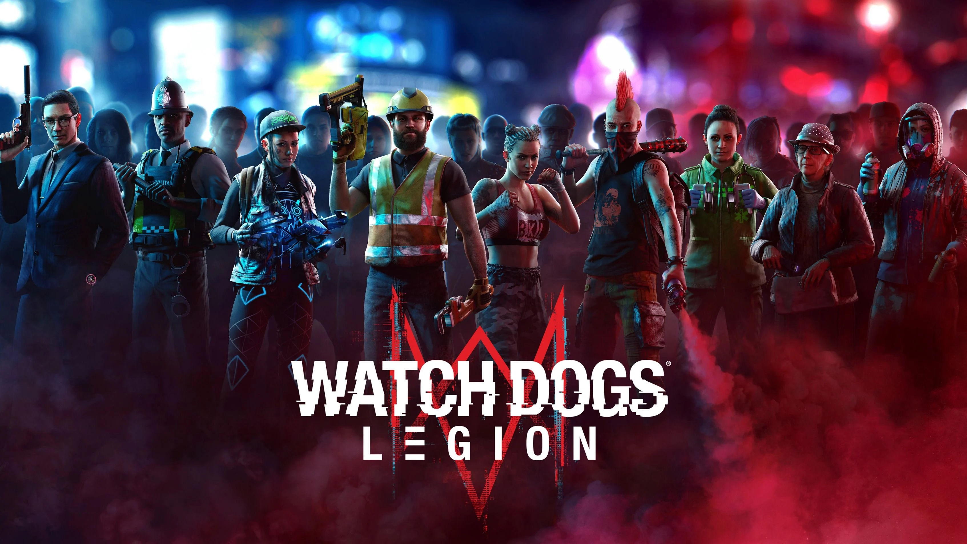 Poznali¶my wymagania sprzêtowe Watch Dogs Legion