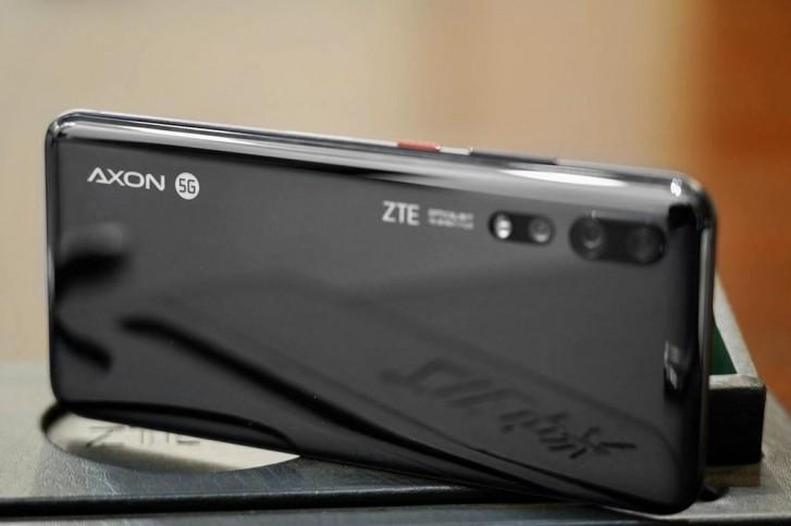ZTE prezentuje Axon 10s Pro