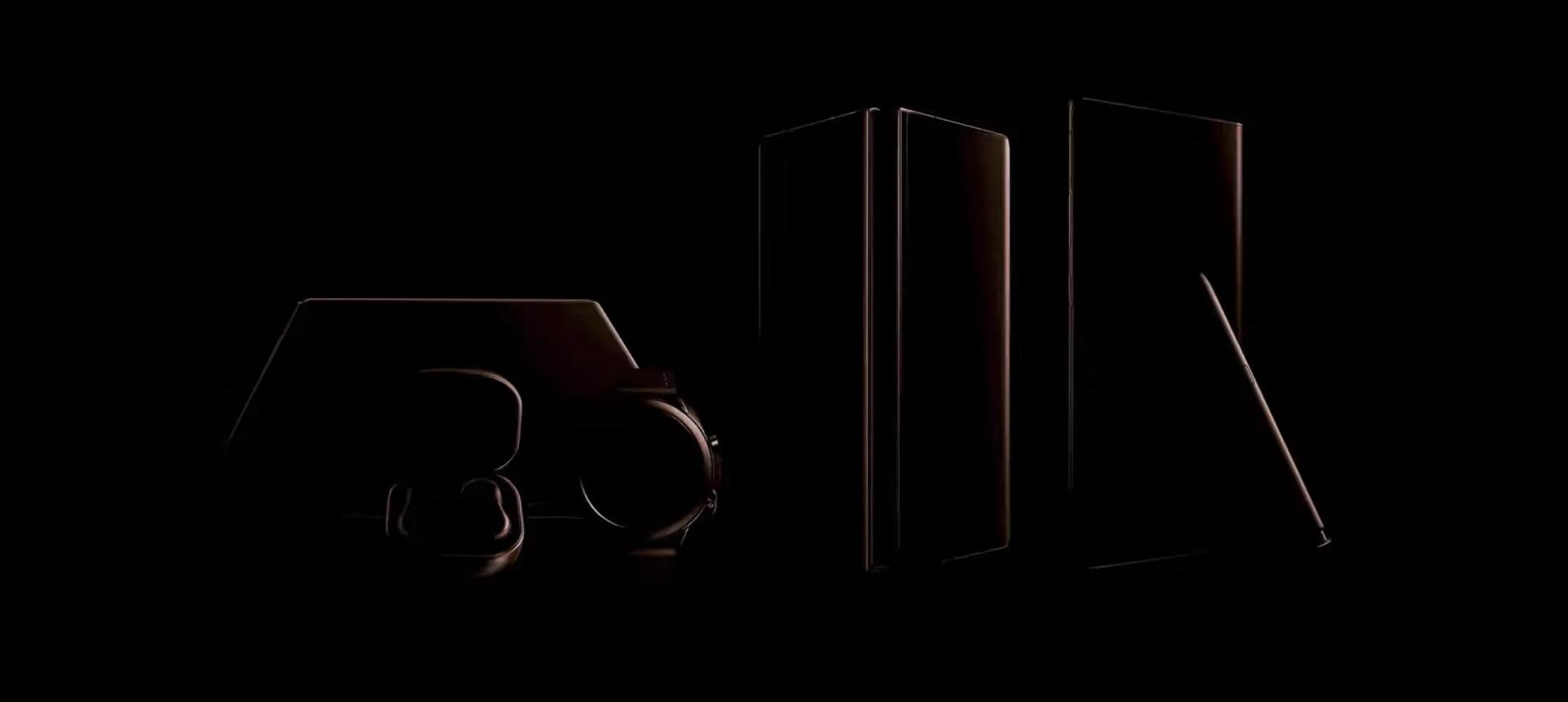 Samsung wypu¶ci³ oficjalny trailer Unpacked, a w nim Galaxy Note 20 Ultra i Z Fold 2