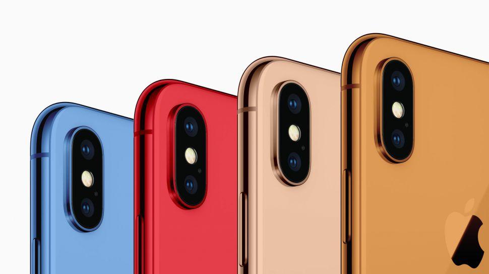Nowe kolory dla nowych iPhonów