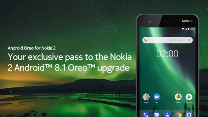 Bud¿etowa Nokia 2 zaktualizowana do Androida 8.1 Oreo