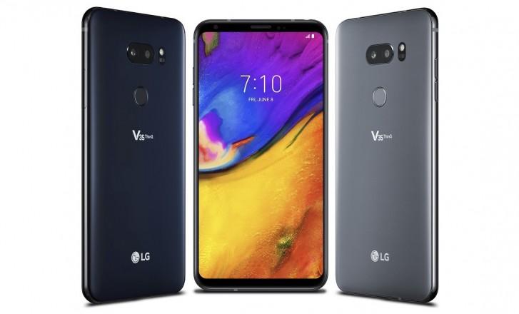 LG V35 ThinQ mo¿na ju¿ kupiæ za 399,99 USD