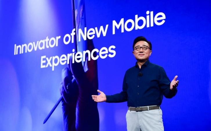Samsung sprzeda³ 400 000 sztuk Galaxy Fold w 2019 roku