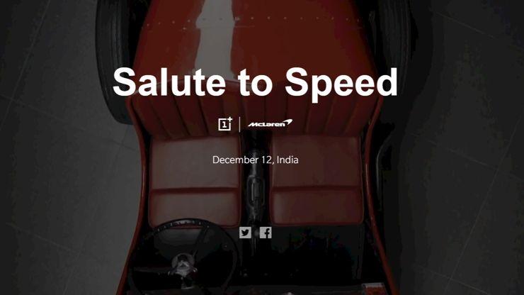 OnePlus zaprezentuje smartfon z mark± McLaren