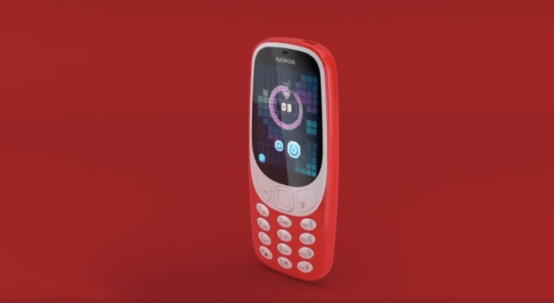Nokia 3310 (2017), czyli Powrót Klasyka
