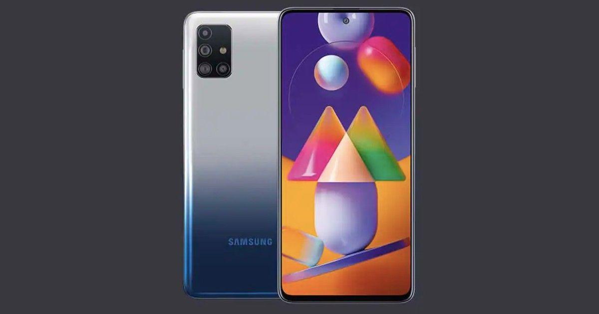 Wyciek³o info o Samsung Galaxy M31s