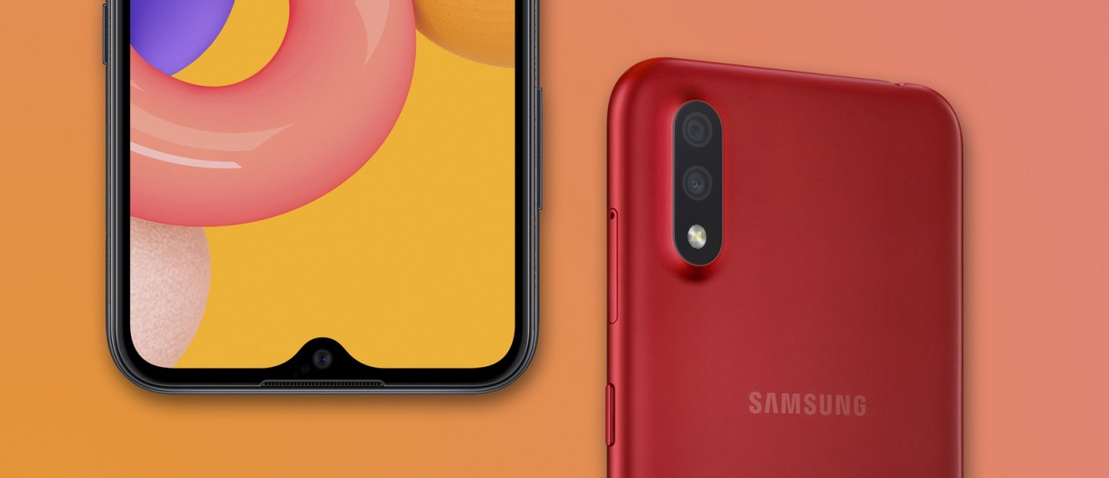 Samsung Galaxy A02s, czyli ten drugi bud¿etowiec