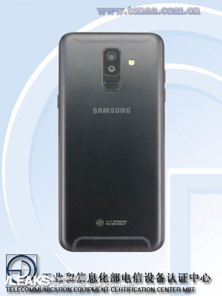 Samsung Galaxy A6 Plus otrzyma³ certyfikat TENAA, wysz³y nowe elementy specyfikacji