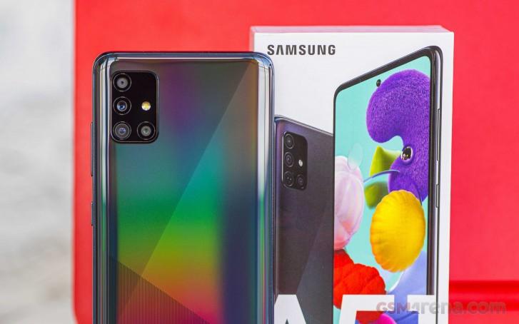 Samsung Galaxy A51 5G - ju¿ nied³ugo premiera