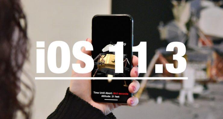 Oficjalna zapowied¼ iOS 11.3. Interesuj±ca nowa funkcja kontroli wydajno¶ci