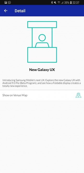 Samsung zapowiada betê systemu Android o nazwie Pie Beta.