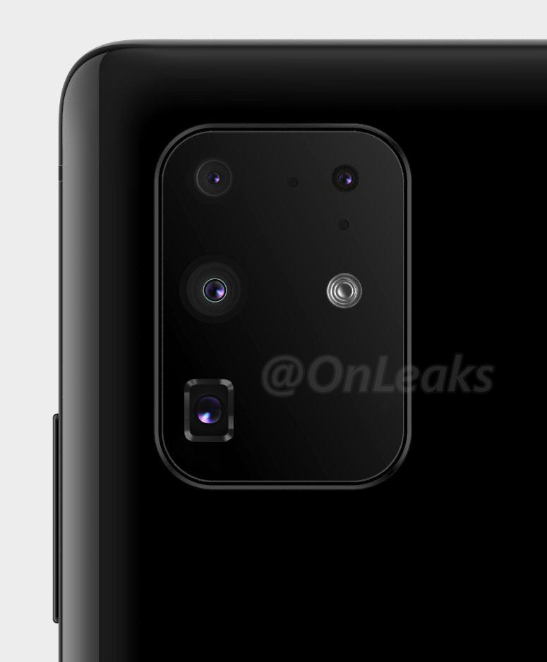 Samsung Galaxy S20 Ultra ma mieæ porz±dny aparat fotograficzny