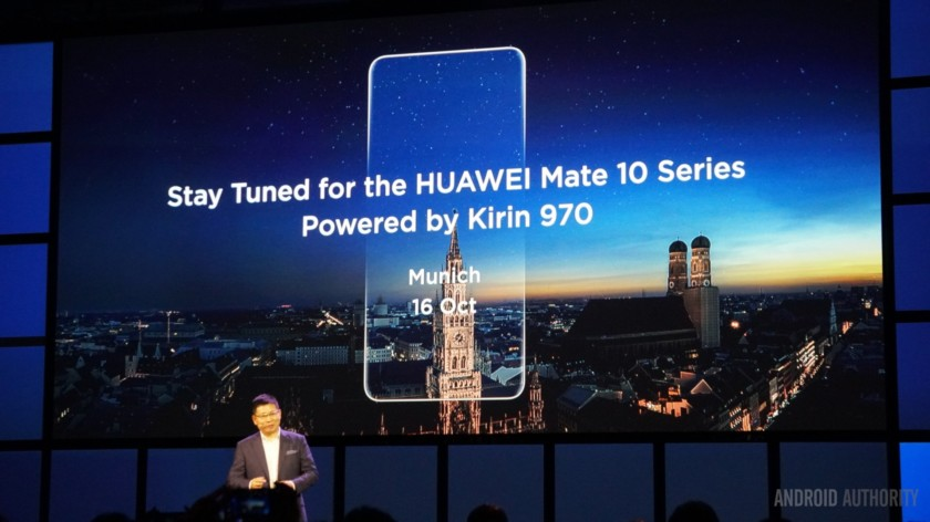 Huawei Mate 10 i Mate 10 Pro zostan± nam zaprezentowane 16-go pa¼dziernika