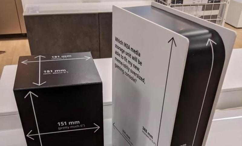Ikea pêdzi z pomoc± wszystkim biednym w³a¶cicielom XBOX series X oraz PS5.