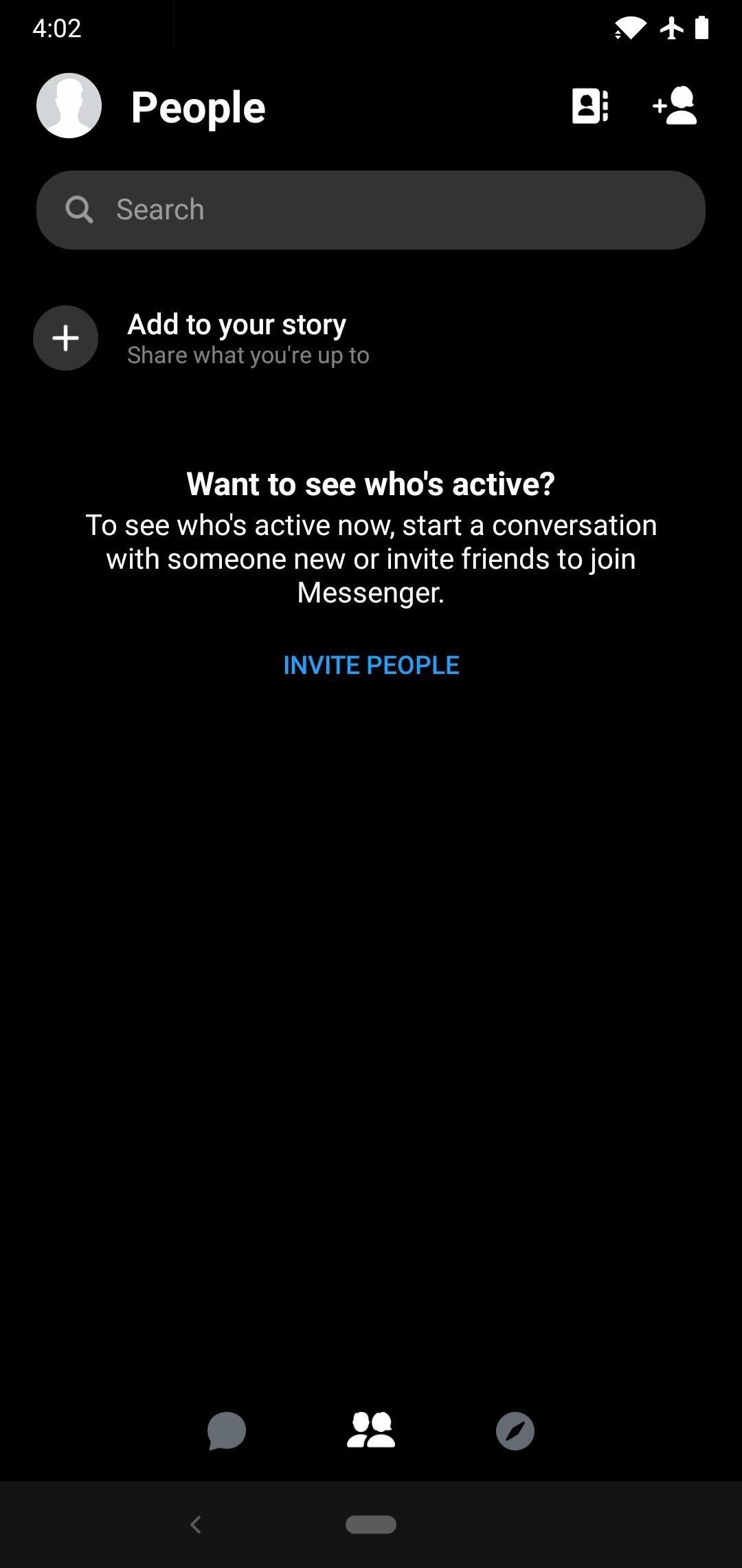 Tryb Nocny Facebook Messengera ju¿ dostêpny