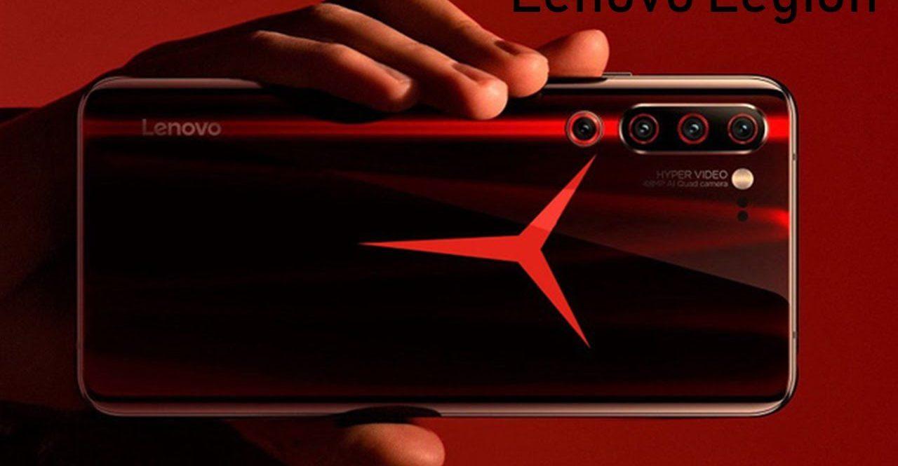 Lenovo Legion, smartfon dla graczy obs³uguj±cy naprawdê szybkie ³adowanie